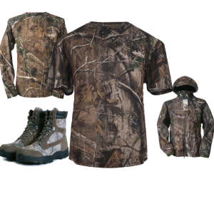 HUNTING & HIKING CLOTHES
