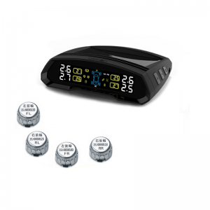 External Tyre Pressure Measuring System with 4 Sensors