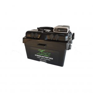 12 VOLT CAMPING DUAL BATTERY BOX
