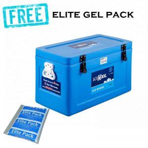 EvaKool Icekool Polyethelene Icebox