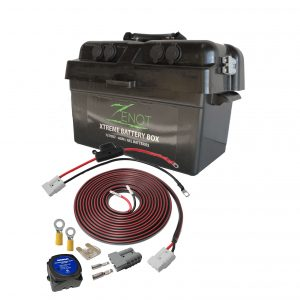 ZENOT EXTREME BATTERY BOX