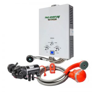 HOT WATER SHOWER SYSTEMS